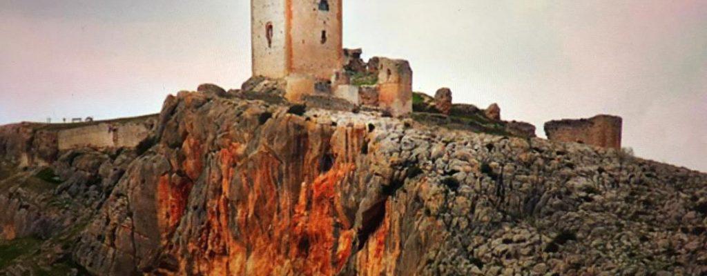 El castillo de la Estrella, un lugar legendario